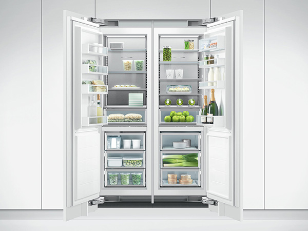 Fisher & Paykel Integrated Column Refrigerator lifestyle