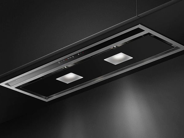 Fisher & Paykel Integrated Cooker Hood