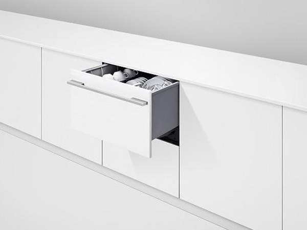 Fisher & Paykel Single Dishwasher Tall open