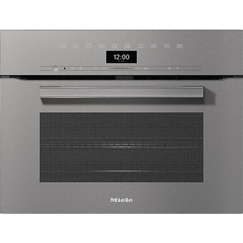 Miele H 7440 BM Graphite Grey VitroLine Microwave Combination