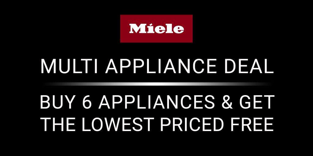 Miele Multi Appliance Deal
