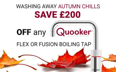Deals of the week – Quooker Boiling Tap Offer