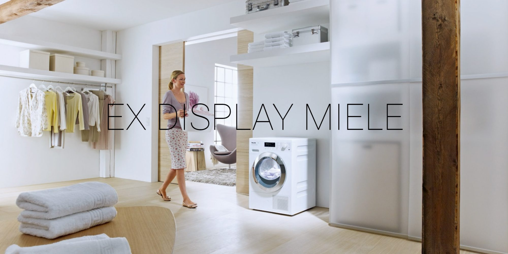 Ex Display Miele