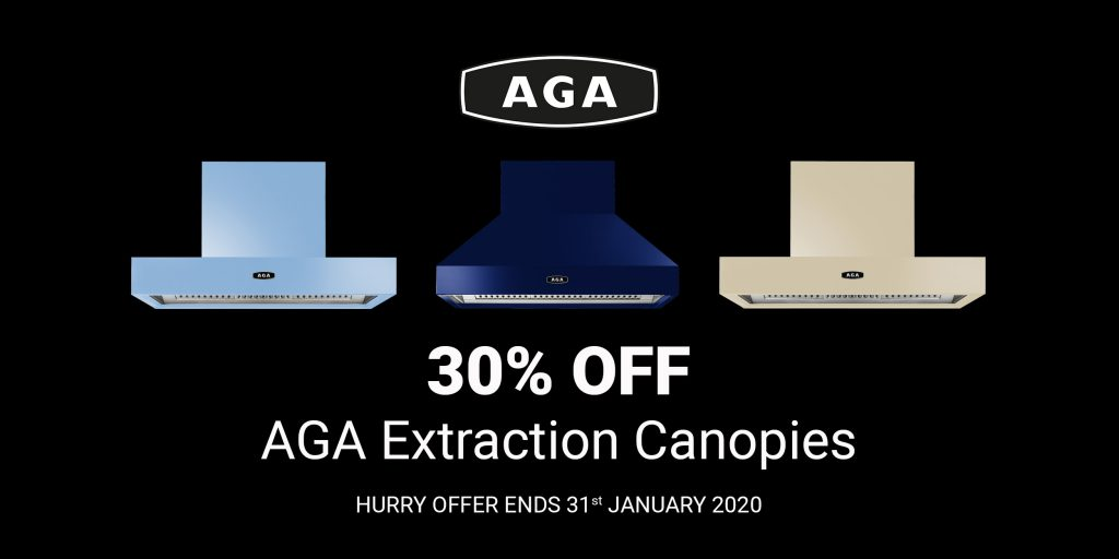 AGA Extraction Canopies