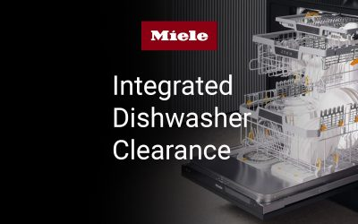 Miele G7150 SCVi Fully Integrated Dishwasher