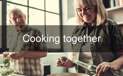 Cooking together recipes