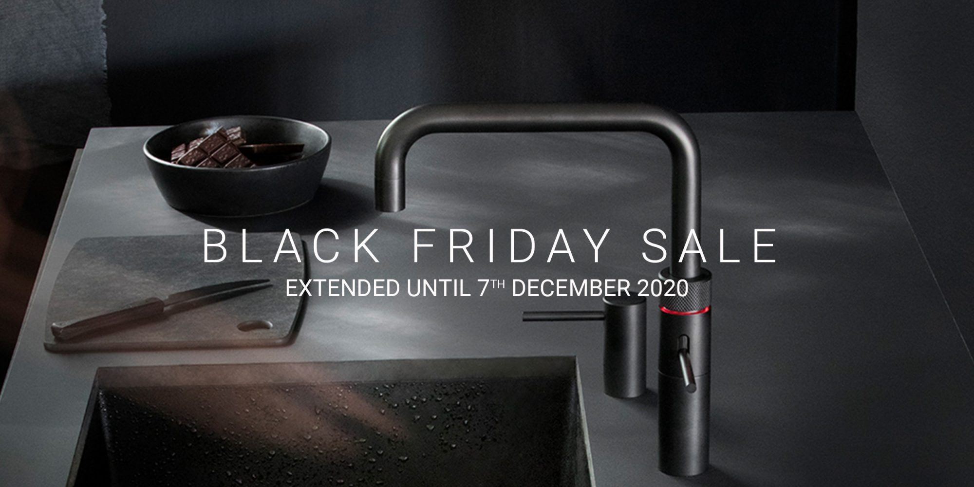 Quooker Black Friday Sale Exended