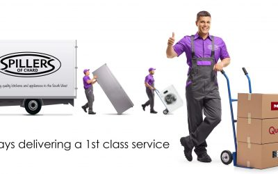 1st Class Delivery Service