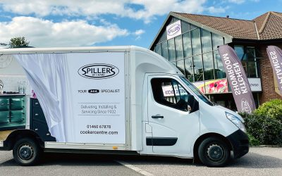 New Delivery Vans