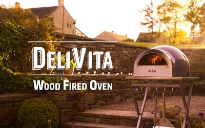 COMING SOON … DeliVita Wood Fired Oven